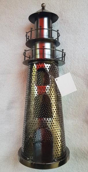 Flaschenhalter Leuchtturm